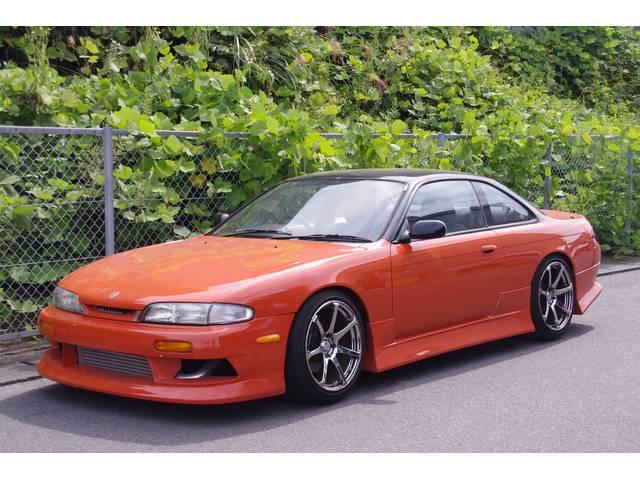 Drift Cars: Silvia S14