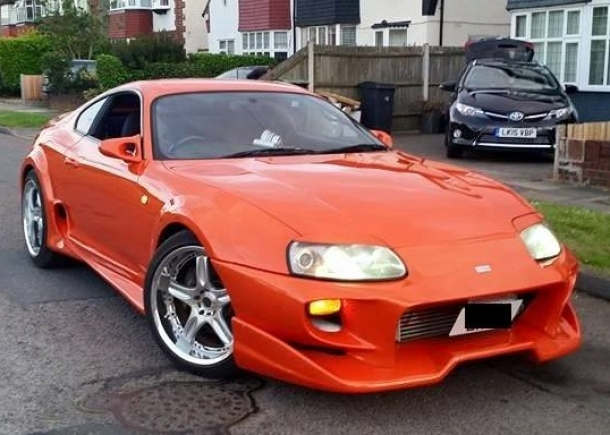 Sold And Exported Toyota Supra Affordable Used Cars From Japan - Sports cars direct