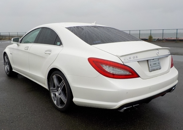 sold and exported mercedes benz amg cls 63 2011 japan car direct. Black Bedroom Furniture Sets. Home Design Ideas