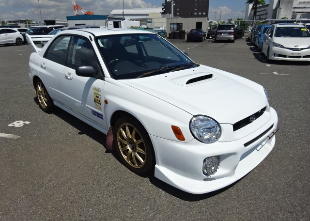sold and exported 2002 impreza wrx sti spec c type. Black Bedroom Furniture Sets. Home Design Ideas