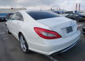 2012 Mercedes Benz CLS550
