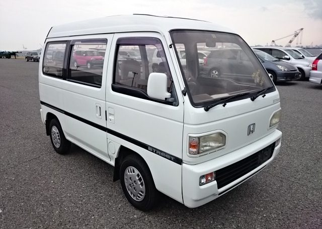 1991 honda acty street kei van japan car direct import used jdm