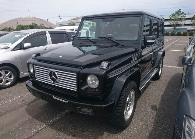 Sold and exported mercedes benz g500affordable used cars for Mercedes benz g500 used