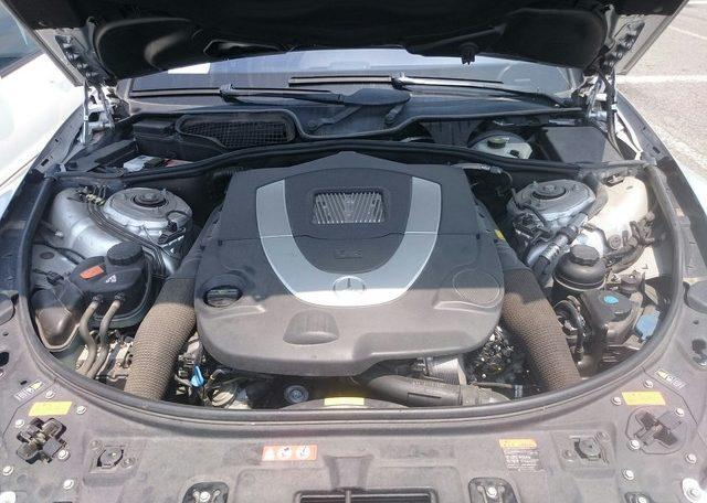 2007 Mercedes Benz cl550