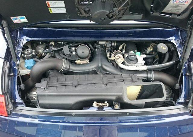 2004 Porsche 911 Turbo Cabriolet (996)