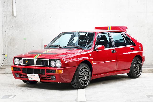 Japan Car News - Lancia Delta HF Integrale Collezione Final Edition