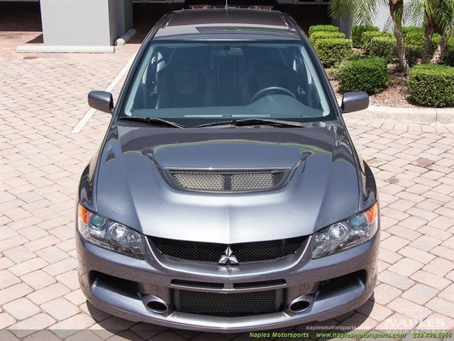 Mitsubishi Lancer Evo IX : 2006 Mitsubishi Evo IX MR