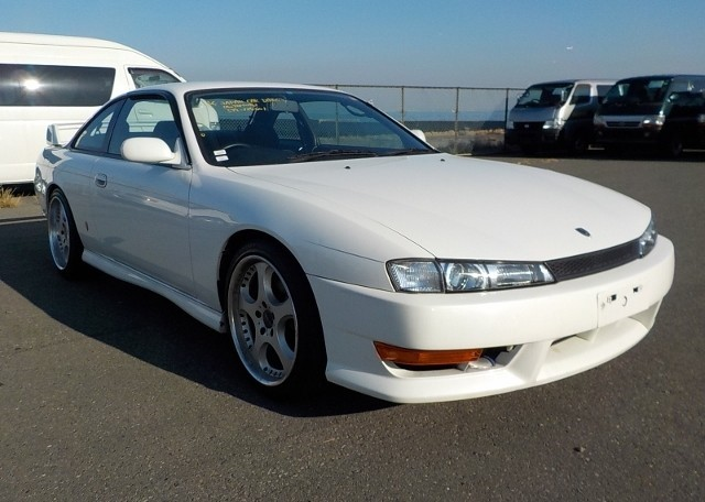 The first FIA Intercontinental Drifting Cup - 1996 Nissan Silvia S14 exported by Japan Car Direct