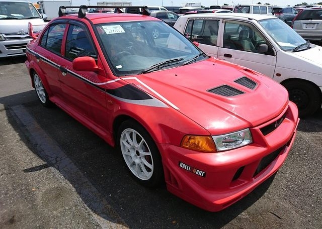 Lancer Evo 6 Tommi Makinen Edition maximum torque World Rally Championships WRC jdm import performance cars from japan