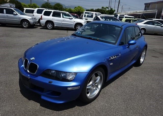 BMW M3: A 2000 BMW M Coupe (E36) exported by Japan Car Direct