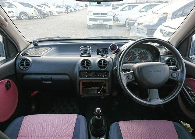 Subaru Vivio RX-R