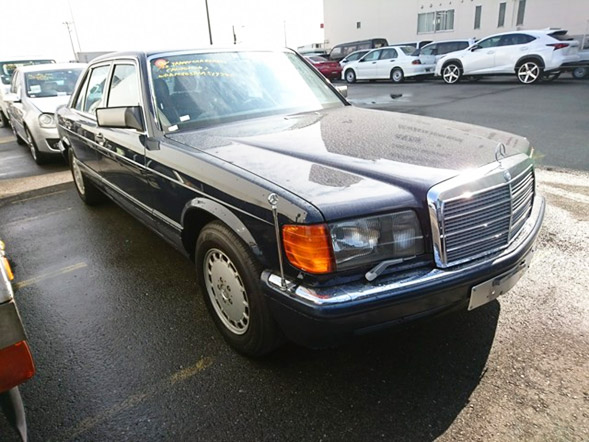 Mercedes benz luxury jdm lhd cars auction price import export