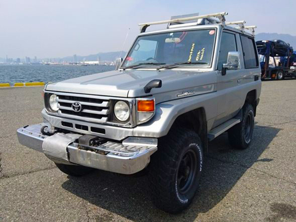 Land cruiser J50 J60 J 70 J80 import from japan jdm auction