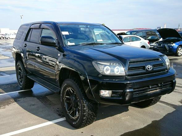 TOYOTA HILUX SURF RZN210 4Runner compact SUV jdm import