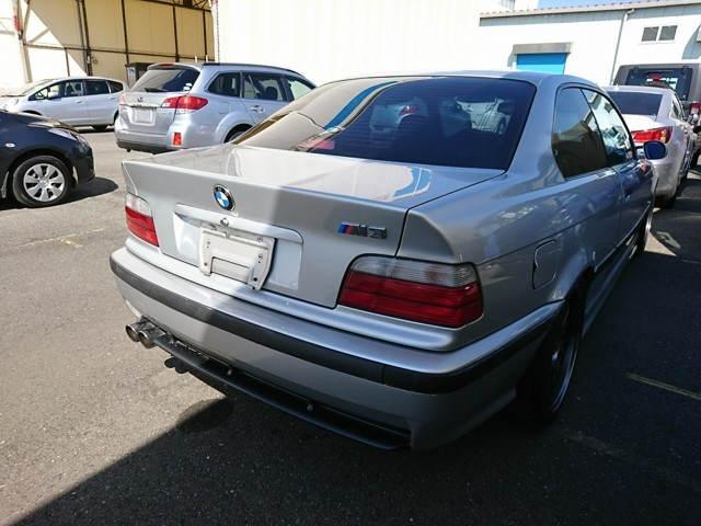 BMW M3 high-performance 3 series JDM European luxury car import from Japan