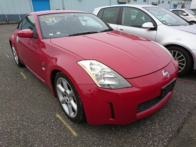 Fairlady Z JDM import export used car auction japan Canada 15 year regulations