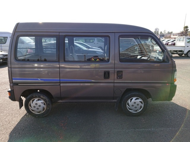 Honda Street JDM cabover microvans kei vans for sale export import from Japan