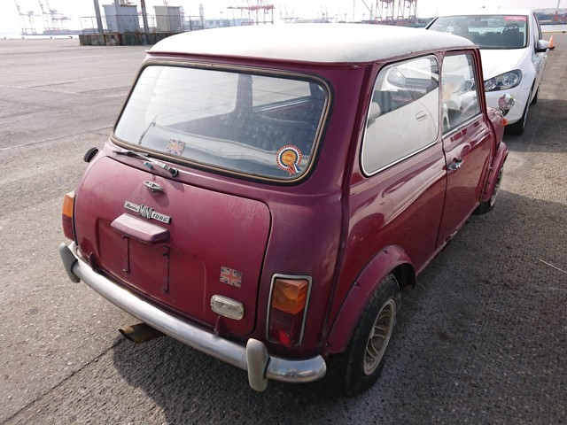Mini Cooper Rover Austin classic JDM European cars for sale