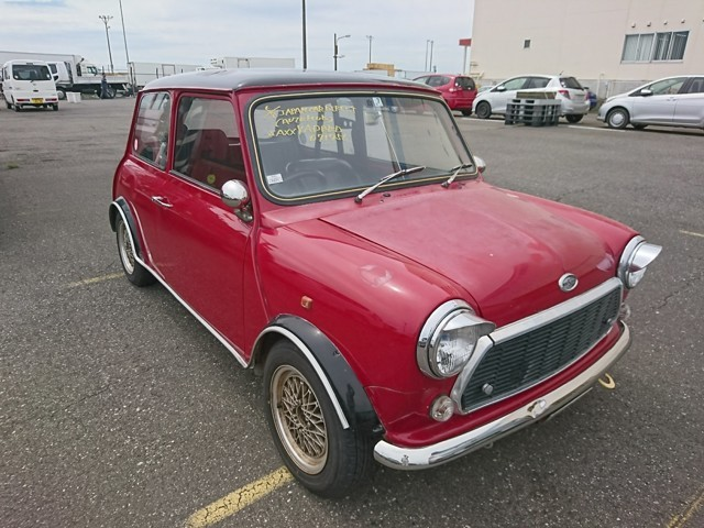 SSR alloys smiths gauges RHD low price great condition Rover Mini