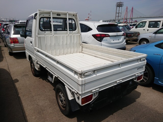 Mini truck kei utility vehicle 4WD heated cab JDM delight