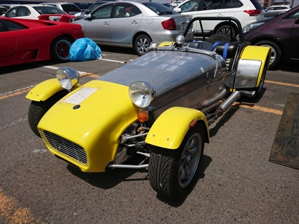 Super 7 Kit car from Japan excellent condition low price cheap JDM