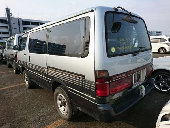 Japanese van 4wd diesel turbo great gas mileage