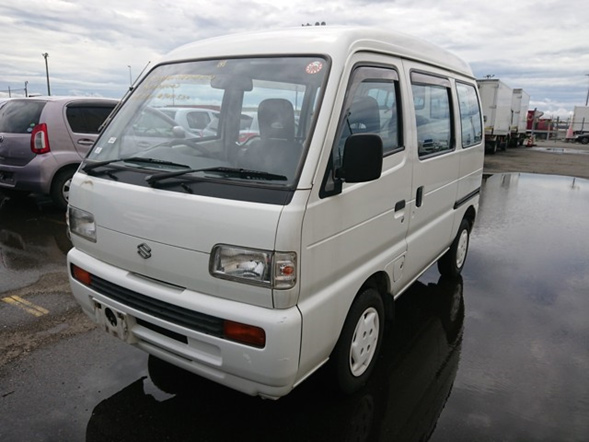Mini kei van import from japan to America USA 25 year rule