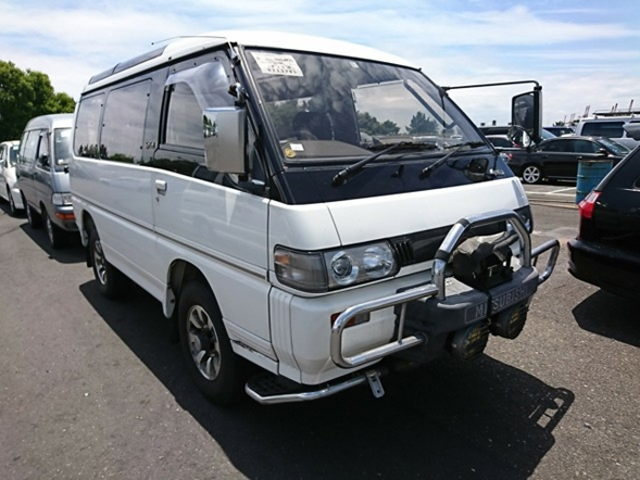 Van camper conversion P35W high roof diesel turbo engine 4wd win at auction