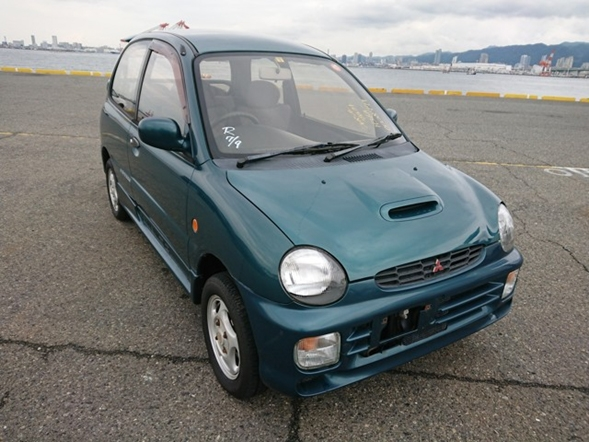 Turbo charged mini kei car 5 speed manual fun 0-60mph quarter mile maximum speed