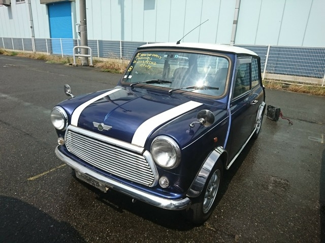 XN12a 60 year anniversary of mini production great condition cars for export