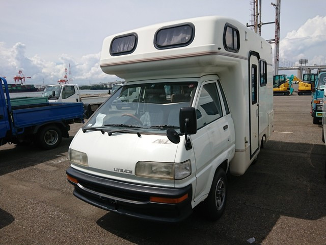 Japanese Domestic market campers low mileage well maintained great condition import export professionals