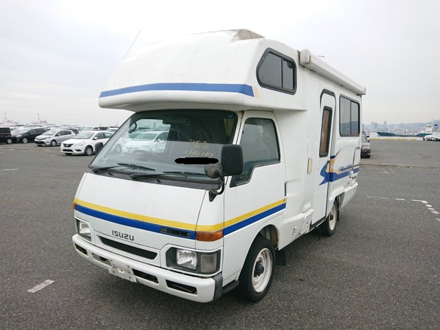 Japanese campers camp camping road trip reliable low price jdm best value fun cost import export