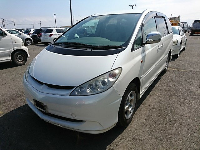 Hybrid van excellent gas mileage easy import best service dealer auction prebidding inspection