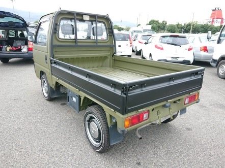 Keitruck mini truck 4wd 5 speed manual transmission work 25 year rule import export America Canada