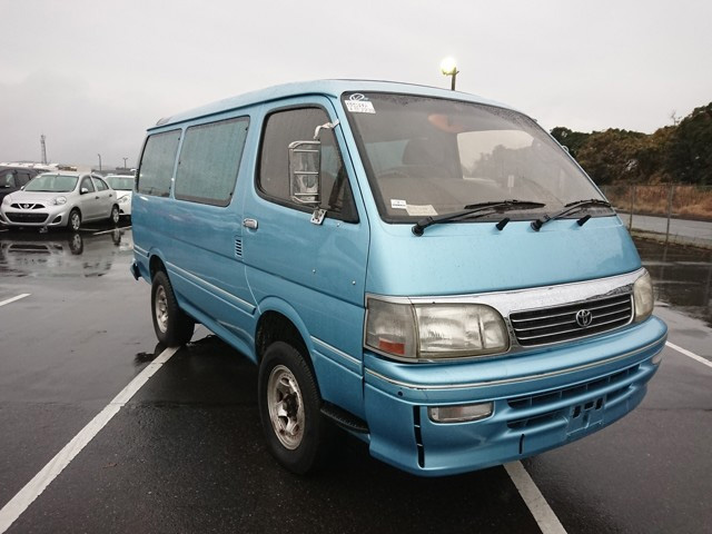 diesel turbo engine 4WD camping car JDM best value discount great deal