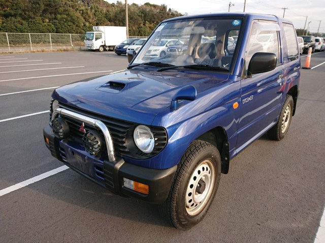 turbo engine 4wd diff lock manual transmission excellent condition JDM mini