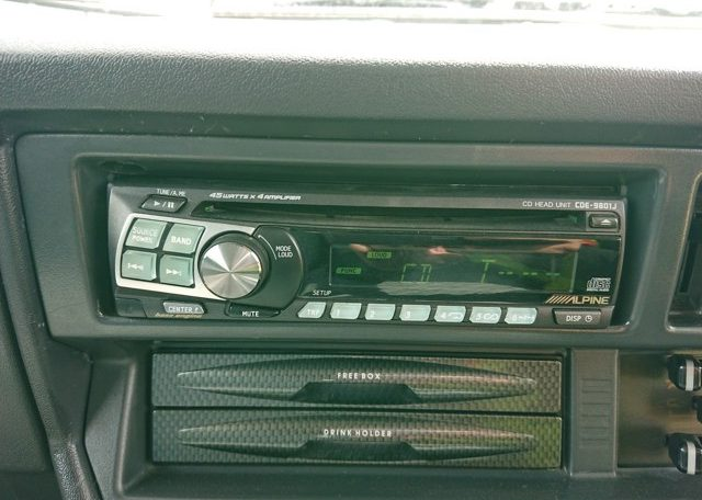 camper stereo system