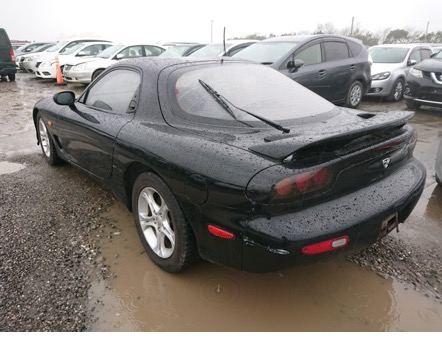 FD3S 25 year rule import to USA America dream car great condition low mileage 6 speed turbo