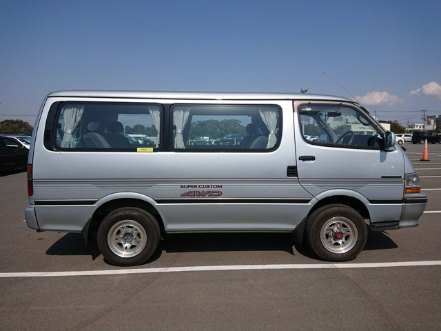 camper van jdm diesel turbo manual transmission good clearance low price great condition