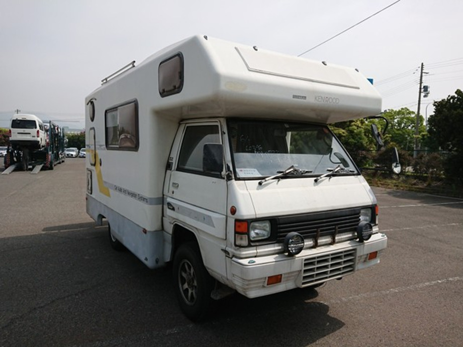 Japanese campers make sense affordable low mileage excellent condition Armageddon machines