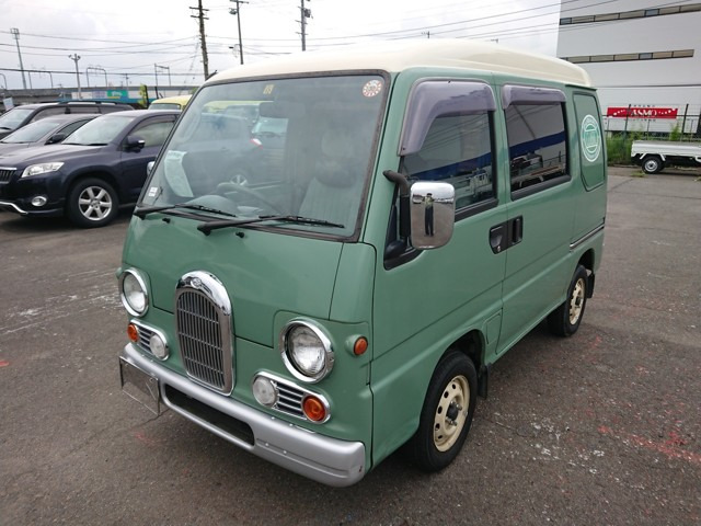Best cute Japanese jdm kei van excellent gas mileage 25 year rule USA America