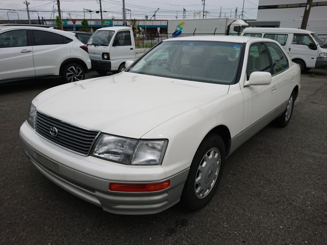 Import 25 year old Lexus at low price under Toyota brand names low mileage excellent condition