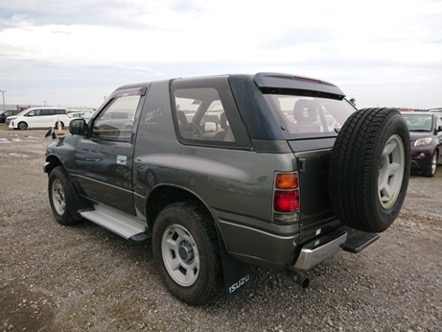 AWD 4WD all terrain off road excellent SUV camping skiing hiking JDM excellent vehicle 25 year old import