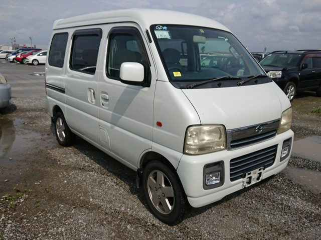 Kei van car turbo 4wd manual transmission 5 speed fuel efficient great gas mileage recession proof