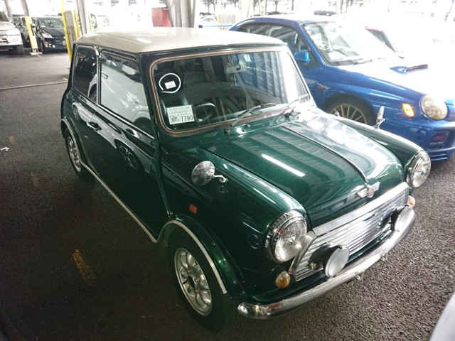 JDM offers many Minis like this green beauty in mint condition classic import dealer auctions