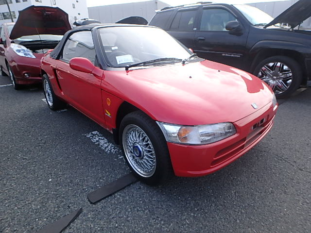 Like new PP1 mini kei sports car JDM Japan Japanese Great condition Low mileage Fun 5MT buy and sell import export 25 year rule import export ship straight from auction