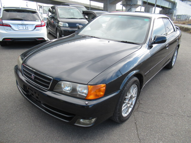 JZX100 2.5L cheap low cost drifter in good condition ready to drive after import clean exterior mods buy today have it shipped direct to your nearest port JDM Japanese auctions auction houses used cars vehicles import today